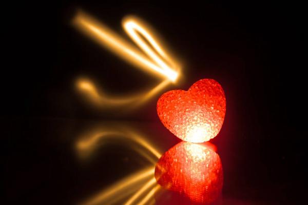 Coração leve