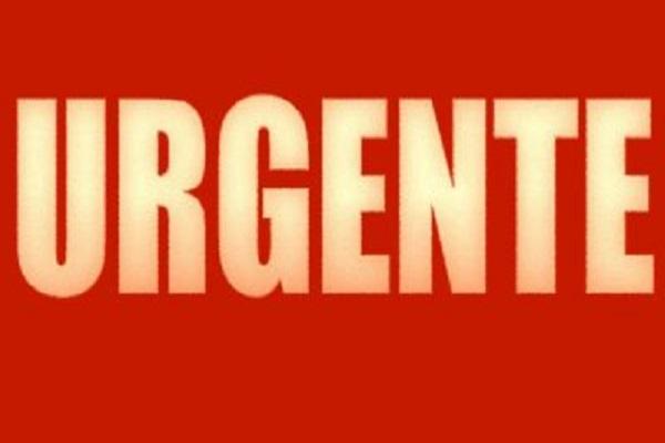 O que é urgente...