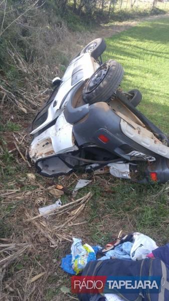 Ir para  <p><big>Um acidente com v&iacute;tima fatal foi registrado na tarde desta quarta-feira, 10 de agosto, na ERS-126, Km 134, na localidade de Bom Parto, interior de S&atilde;o Jo&atilde;o da Urtiga, por volta das 15...