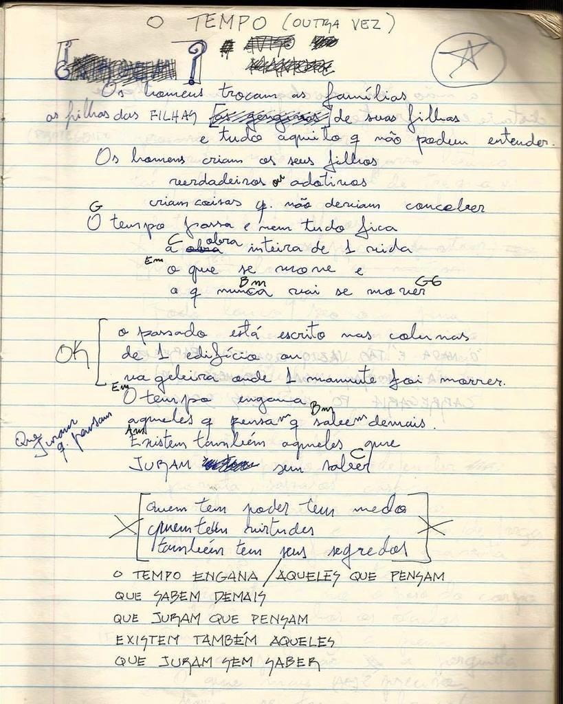 Ir para  <p><big>Há exatos 30 anos a banda Nenhum de Nós fazia seu primeiro show, no Bar Bangalô, dia 5 de outubro de 1986. Por isso volto a falar desta banda, aproveitando a data comemorativa. A primeira...