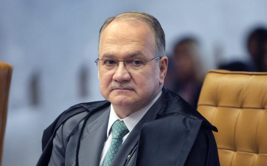 Ir para  <p><big>De - ESTADÃOPOLÍTICA -Breno Pires, de Brasília -11 Abril 2017 | 16h00</big></p>  <p><big>O ministro Edson Fachin, relator da Lava Jato no...