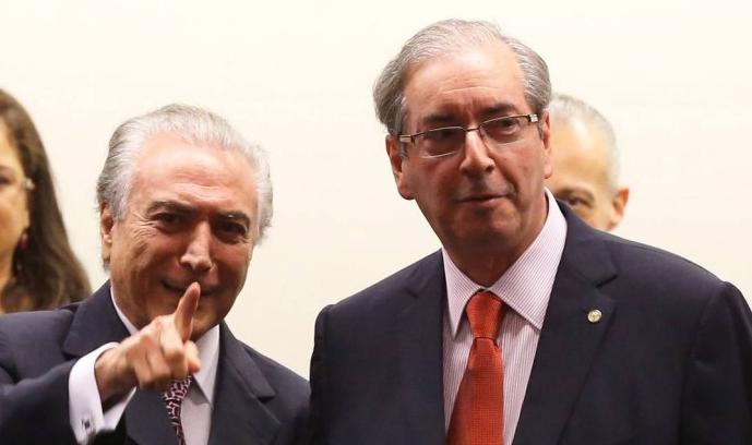Dono da JBS grava Temer dando aval para compra de silêncio Cunha - Ailton de Freitas / Agência O Globo