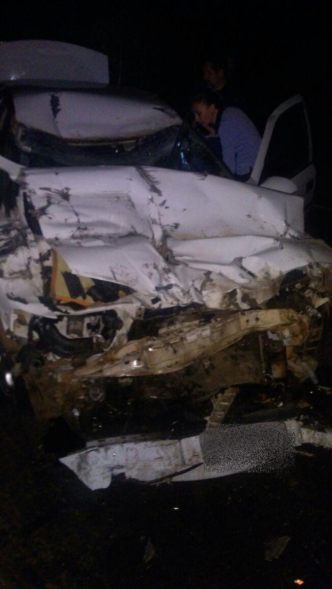 Ir para  <p><big>Acidente de tr&acirc;nsito na noite desta sexta-feira (23), na ERS 331, na Linha Fagundes, deixou uma pessoa de Viadutos ferida.</big></p>  <p><big>Segundo informa&ccedil;&otilde;es...