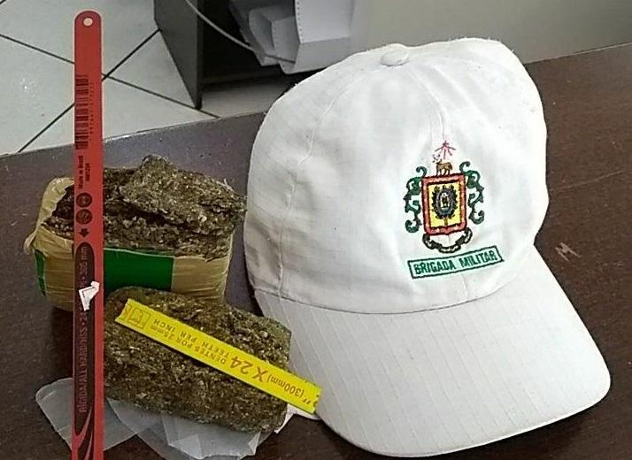 Drogas são apreendidas no telhado do presídio de Erechim