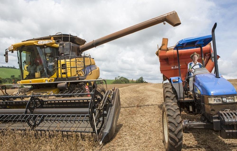 PIB do agronegócio cresce 0,36% em maio ante abril.
