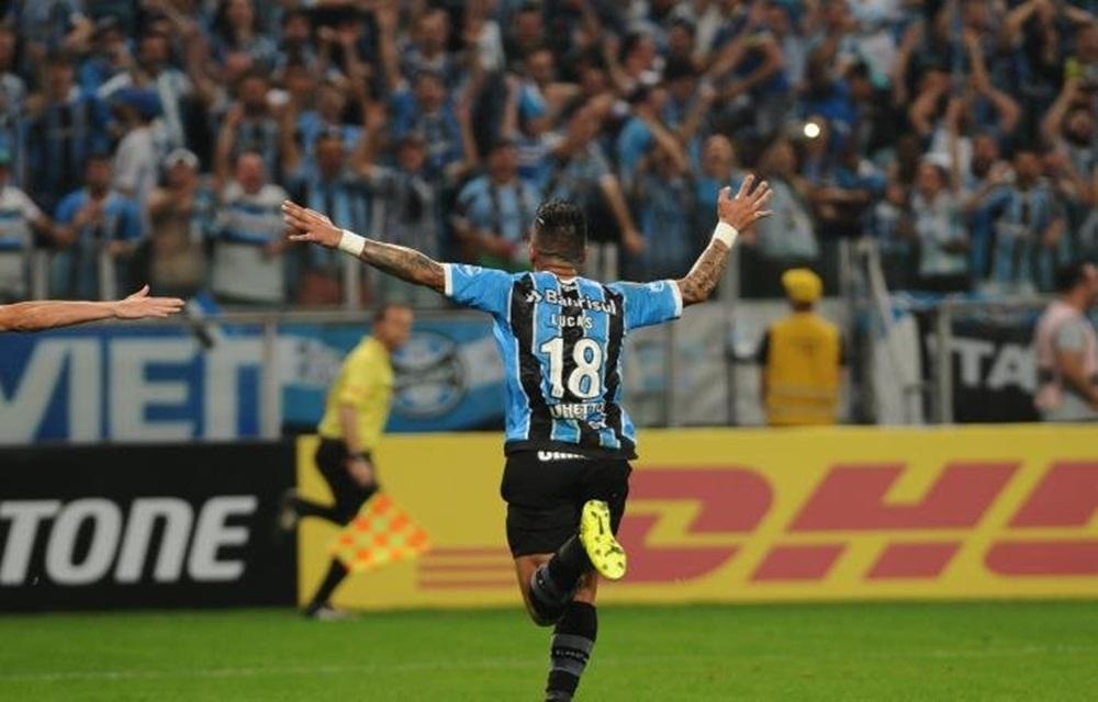 Com gol de Barrios, Grêmio elimina o Botafogo e avança para a semifinal da Libertadores.