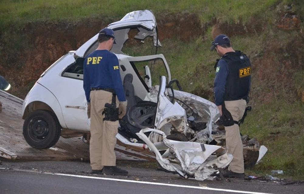 Ir para Casal de Passo Fundo morre em grave acidente no município de Lages.