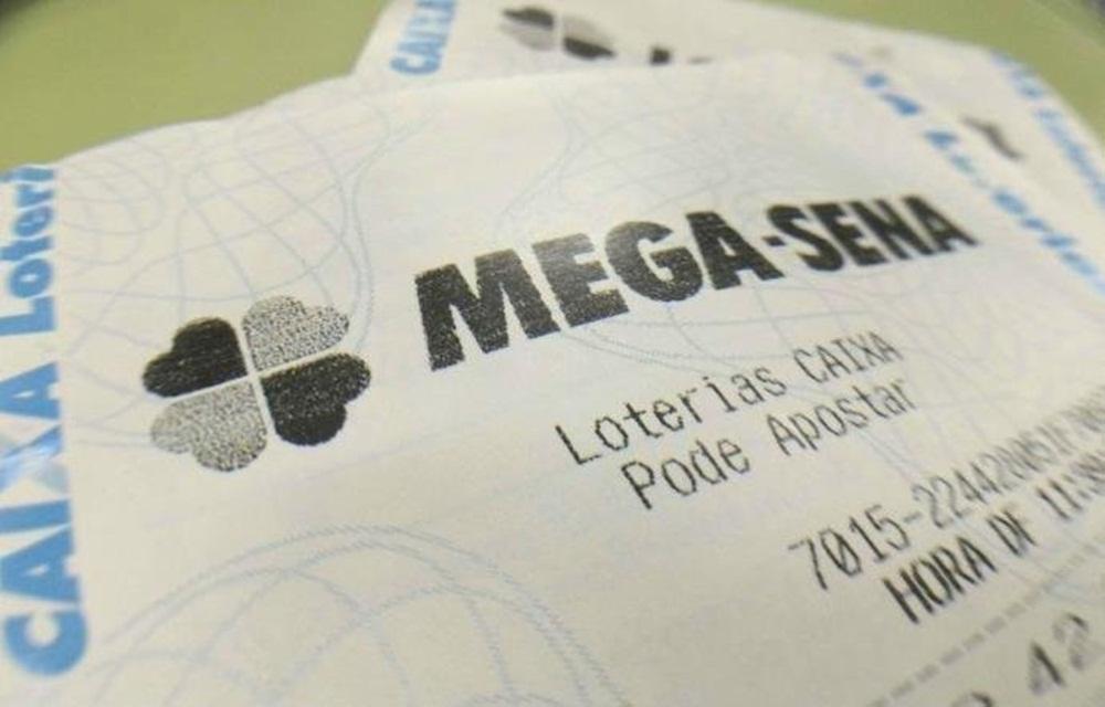 Mega-Sena volta a acumular e estimativa de prêmio é de R$ 20 milhões.