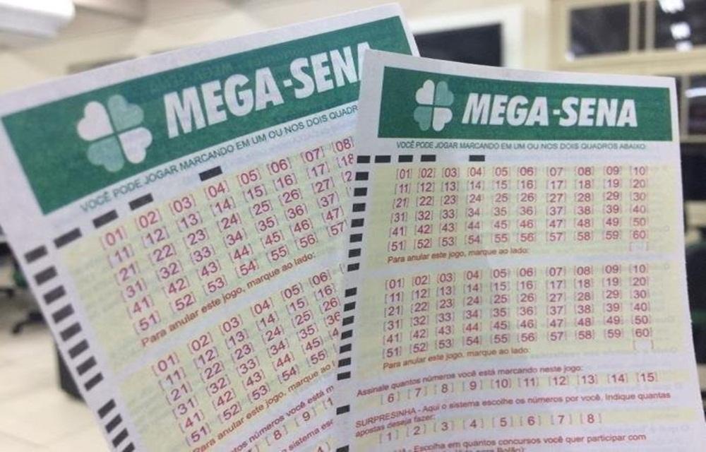 Ir para Mega-Sena acumula e prêmio pode pagar R$ 70 milhões no próximo sorteio.