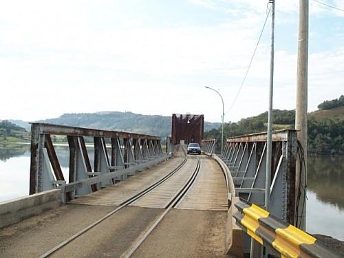 MPF ingressa com ação para obrigar concessionária a conservar ponte de Marcelino Ramos