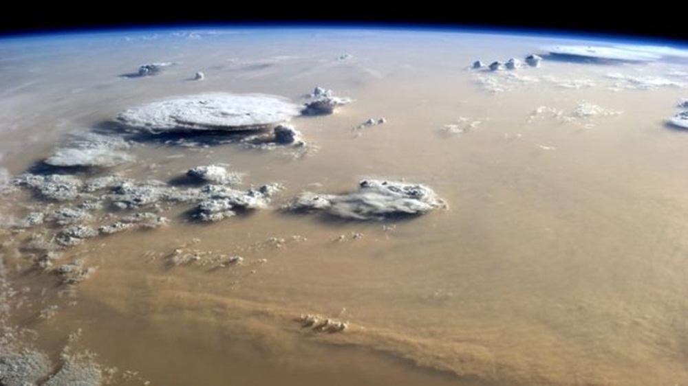 Ir para Como o deserto do Saara participa do regime de chuvas da Amazônia, a 5 mil km de distância