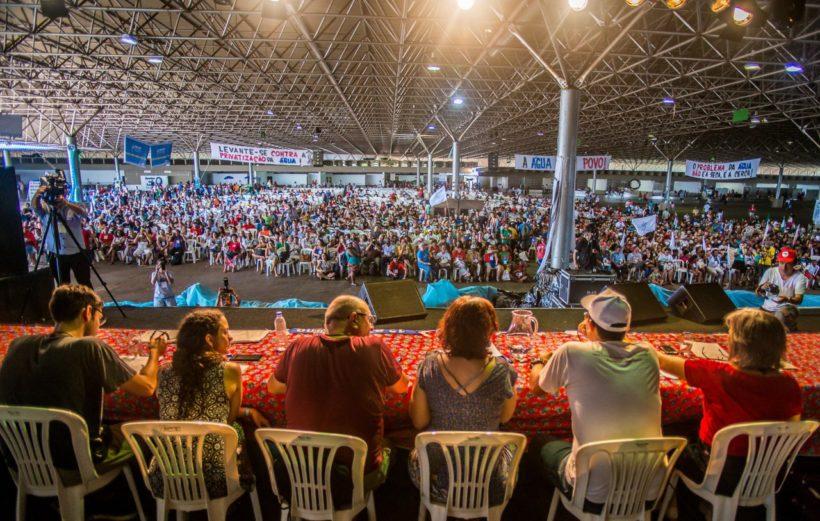 8º Fórum Mundial da Água acontece em Brasília
