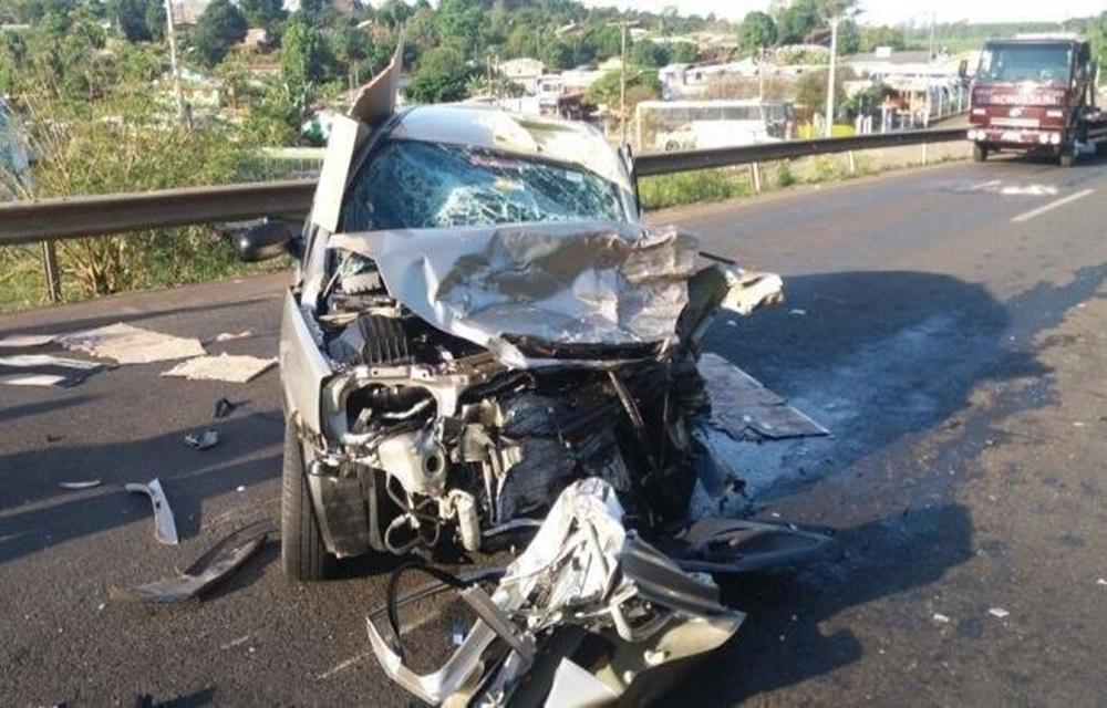 Ir para  <p>As &uacute;ltimas 67 horas foram marcadas pela viol&ecirc;ncia no tr&acirc;nsito ga&uacute;cho. Entre &agrave;s 7h de sexta e &agrave; 1h30min desta segunda-feira, 22 pessoas morreram em acidentes em rodovias do...