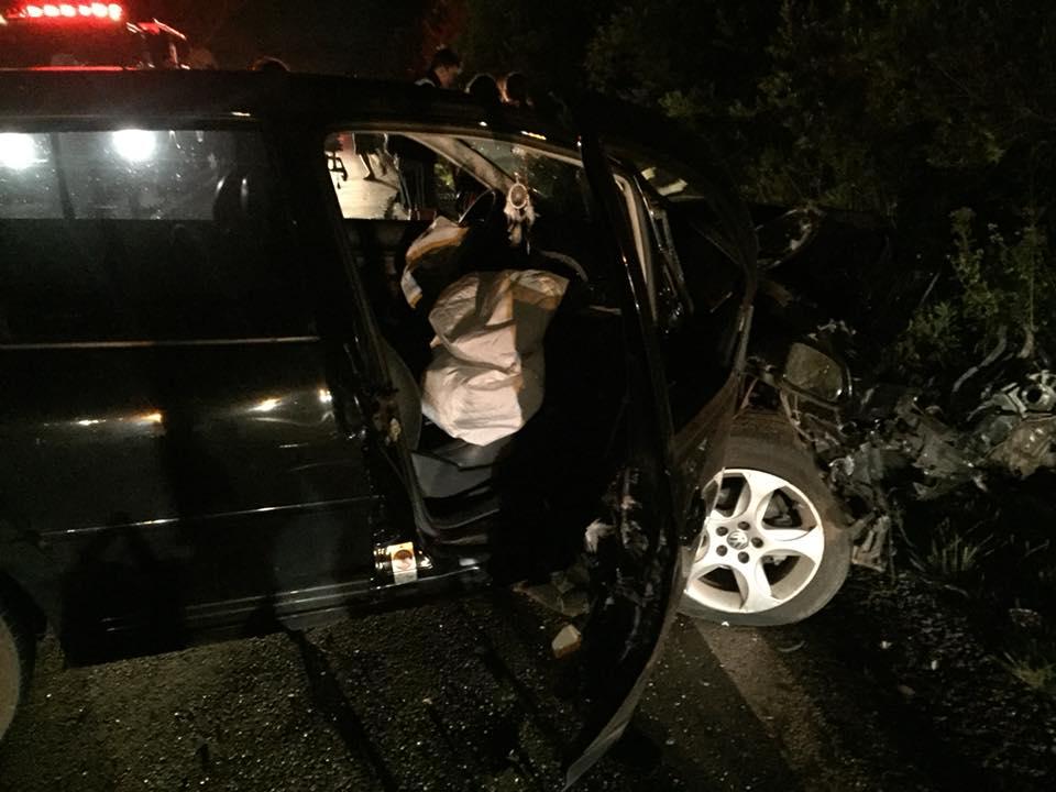 Ir para  <p><big>Colisão frontal na RS331 entre Erechim e Gaurama deixou duas pessoas feridas. O acidente aconteceu a poucos instantes e mobilizou equipes dos Bombeiros, Ambulância Cidadã e PRE.<br /> O...