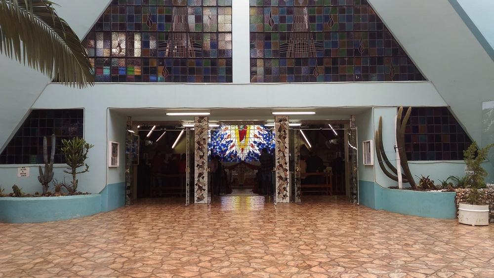 Ir para  <p><big>No último domingo (10/06), aconteceu em Viadutos a tradicional festa do Sagrado Coração de Jesus e Santo Antônio com Santo Crisma.</big></p>  <p><big>Durante...
