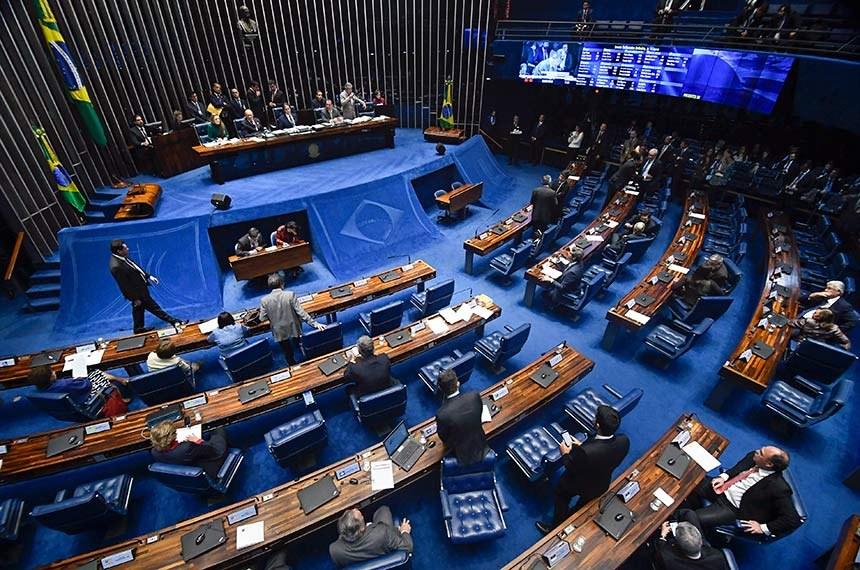 """Ir para  <p><big>O Plenário aprovou nesta terça-feira (10) o Projeto de Lei do Senado (PLS)<a href=""""http://www25.senado.leg.br/web/atividade/materias/-/materia/132042"""">513/2017</a>, que..."""