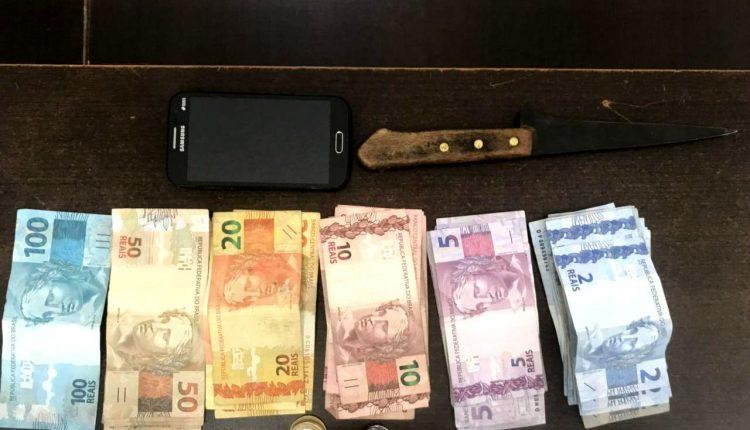 Dupla é presa após assaltar farmácia em Erechim