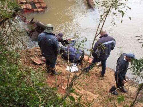 Ir para  <p><big>Uma mulher de 64 anos morreu nesta terça-feira, 31, em um acidente envolvendo um jerico na zona rural de Cruzaltense. Segundo informações extraoficiais, a vítima e o marido...