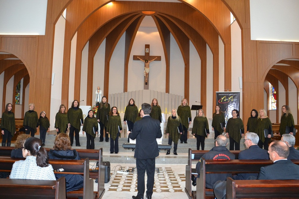 Festival de Coros Femininos  será realizado na URI Erechim