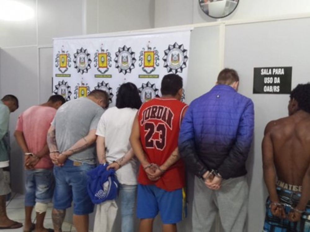 Detento do Pasc liderava grupo que tentava controlar tráfico de drogas em Erechim