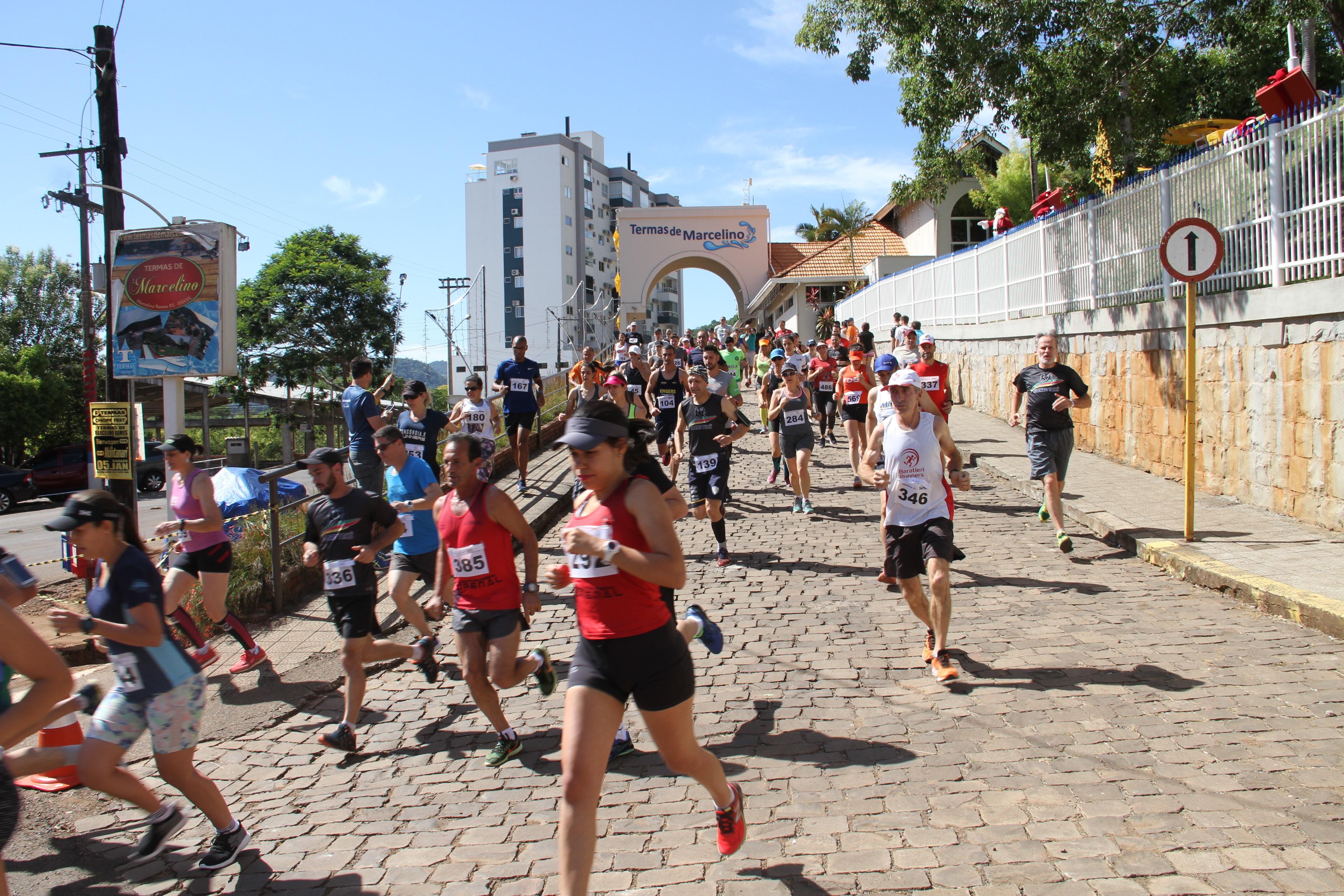 12ª Rústica Sesc de Marcelino Ramos reúne 240 atletas