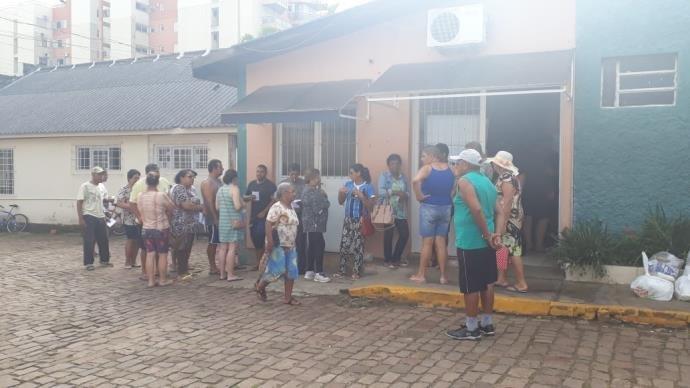 Mais de 7,6 mil pessoas continuam afetadas pelas chuvas no Rio Grande do Sul