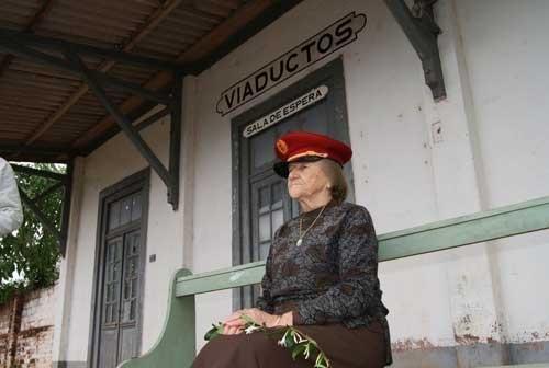 Dona Elza partiu... nos deixou!