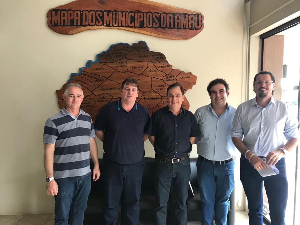 Ir para   Reunião com prefeitos e empresários vai discutir recursos do BRDE para a região Alto Uruguai