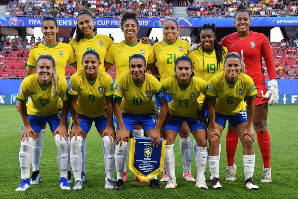 Ir para  <p><big>Neste per&iacute;odo inicial de Copa do Mundo Feminina, disputada na Fran&ccedil;a e Copa Am&eacute;rica, aqui no Brasil, as atua&ccedil;&otilde;es das Sele&ccedil;&otilde;es Brasileiras...