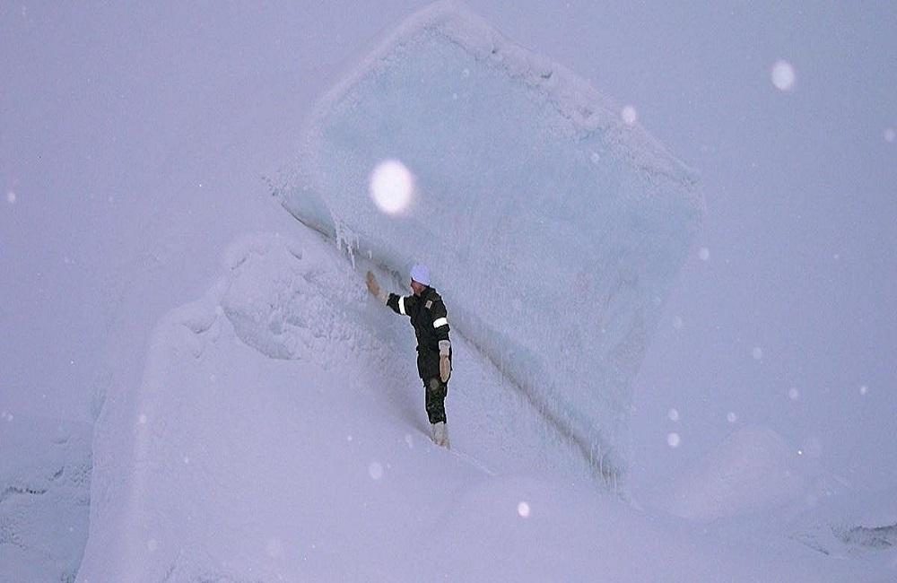 Localidade próxima ao Polo Norte registra calor recorde.