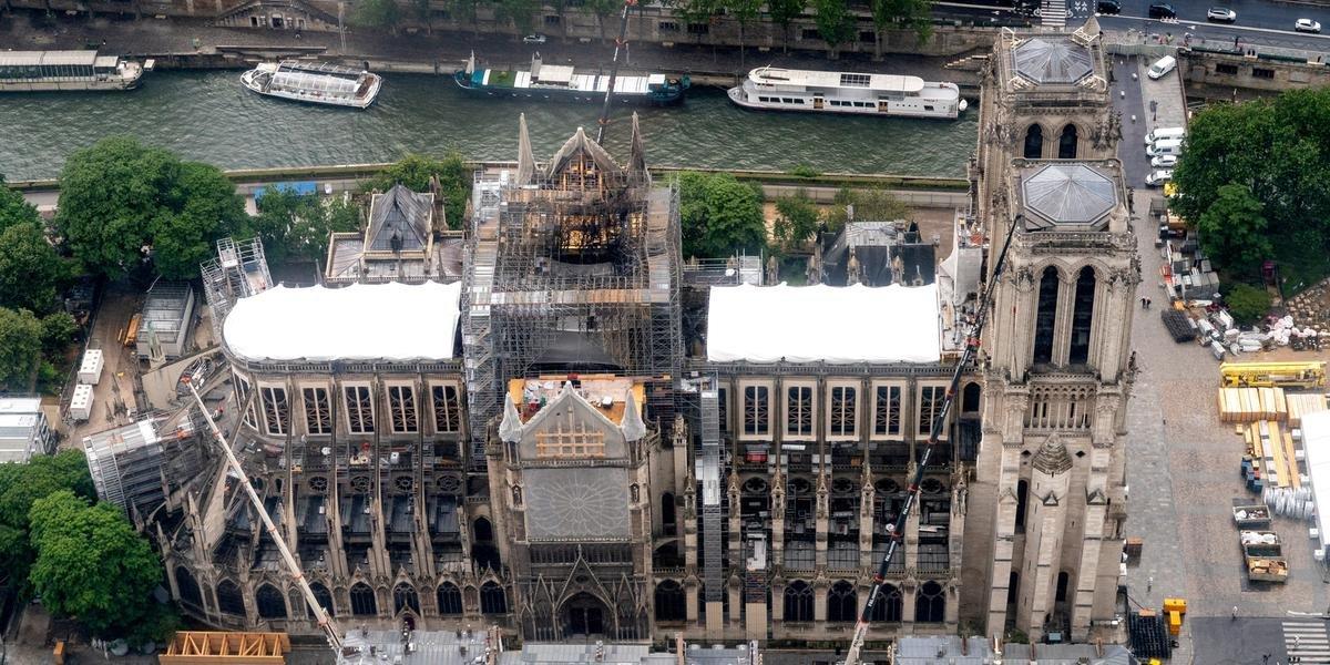 Ir para  <p><big>A Assembleia Nacional da Fran&ccedil;a aprovou uma lei para a reconstru&ccedil;&atilde;o da Catedral de Notre-Dame, em Paris,&nbsp;destru&iacute;da por um inc&ecirc;ndio em 15 de abril. A...