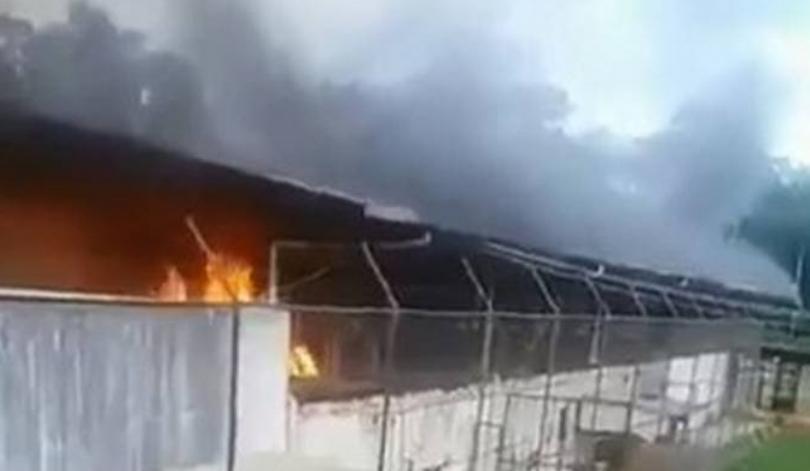 Ir para  <p>Uma rebeli&atilde;o dentro do Centro de Recupera&ccedil;&atilde;o Regional de Altamira, no Sudoeste do Par&aacute;, ocorre desde as 7h desta segunda-feira por causa de uma briga entre fac&ccedil;&otilde;es...