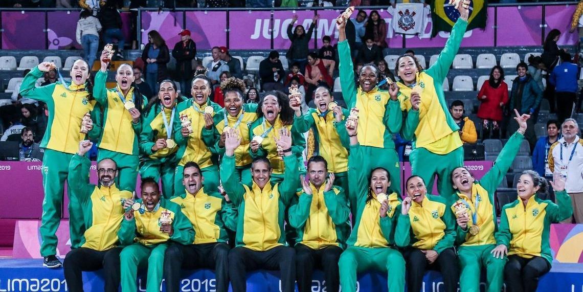 Ir para Brasil confirma melhor campanha em Jogos Pan-Americanos.