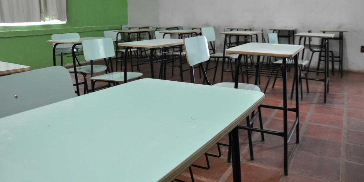 RS tem 110 mil alunos matriculados, mas fora da sala de aula.