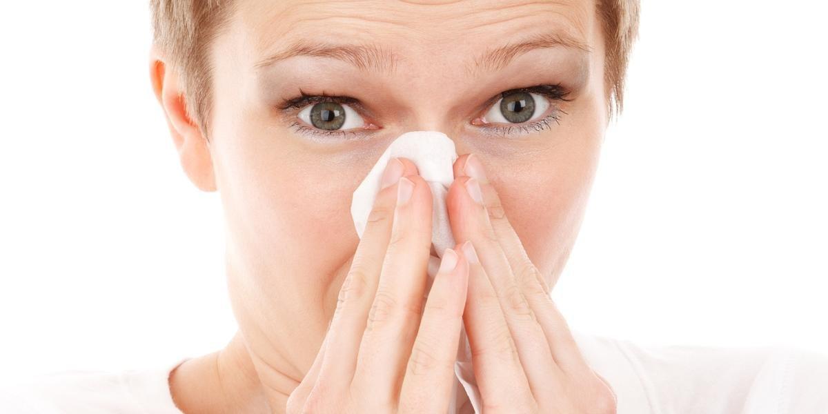 Descongestionante nasal pode viciar.