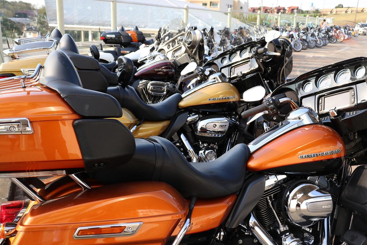 Ir para  <p><big>Nos dias 16 a 18 de agosto aconteceu no Machadinho Thermas Resort SPA o 2&ordm; encontro de Harleyros reunindo amantes da harley Davidson de v&aacute;rias cidades do sul do pa&iacute;s....