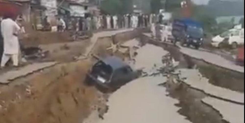Ir para  <p><big>Um terremoto de magnitude 5,2 sacudiu a Caxemira e a prov&iacute;ncia de Punjab, na regi&atilde;o leste do Paquist&atilde;o, nesta ter&ccedil;a-feira. A trag&eacute;dia matou pelo menos 19 pessoas e...
