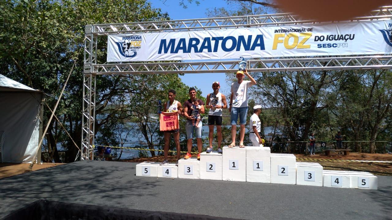 Ir para  <p><big>O maratonista viadutense Cleiton Silveira Casado conquistou mais um resultado importante neste final de semana. O atleta participou da 12&ordf; Maratona Internacional de Foz do Igua&ccedil;u, uma das mais importantes...