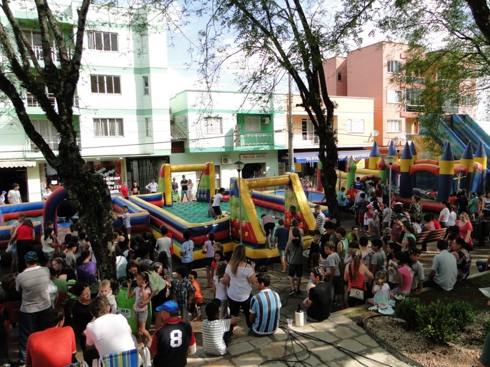 Festa das crianças de Gaurama será realizada junto do Balcão de Negócios