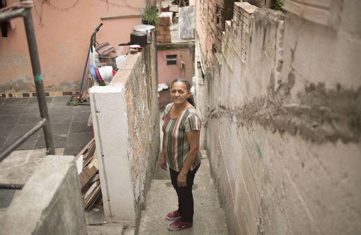 Ir para  <p><big>H&aacute; muitos anos, Josefa Severina de Souza, de 58, n&atilde;o sabe mais qual &eacute; a sensa&ccedil;&atilde;o de sair de&nbsp;<a...