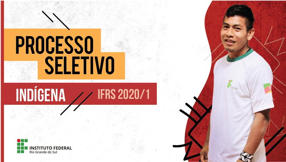 IFRS oferece Processo de Ingresso Especial para Estudantes Indígenas