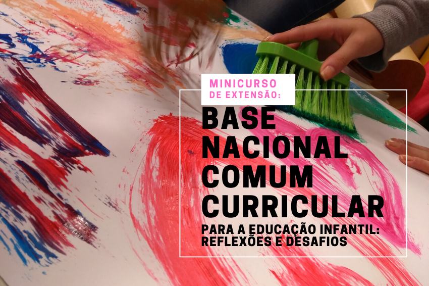 UFFS abre nova turma para minicurso sobre a BNCC para a Educação Infantil