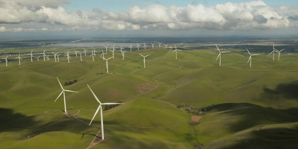 Energia eólica produziu 15% da eletricidade consumida na Europa em 2019