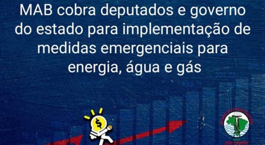 Ir para  <p><big>O Movimento dos Atingidos por Barragens (MAB) do Rio Grande do Sul encaminhou of&iacute;cios contendo propostas de medidas emergenciais para energia el&eacute;trica, &aacute;gua e g&aacute;s de cozinha para as...