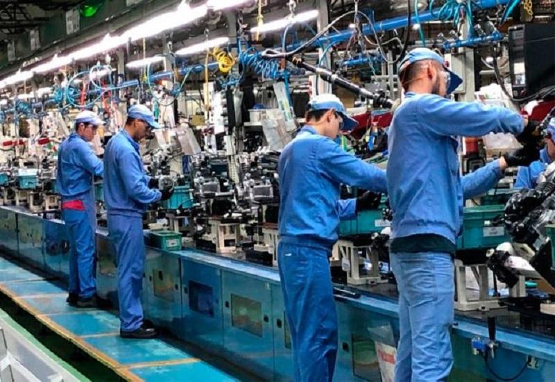 Ir para  <p>A pandemia de novo coronav&iacute;rus fez a produ&ccedil;&atilde;o industrial brasileira ter o pior resultado para o m&ecirc;s de mar&ccedil;o desde 2002, segundo Pesquisa Industrial Mensal (PIM), divulgada nesta...