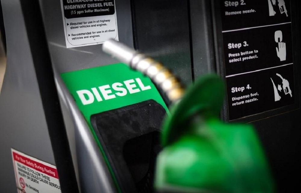 Ir para Petrobras anuncia alta de 8% do diesel nas refinarias.