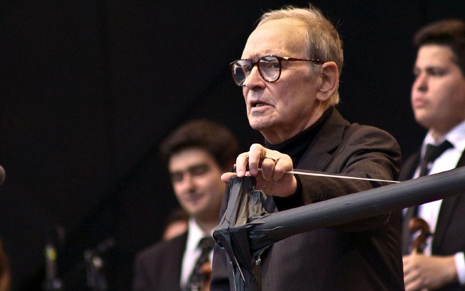 Compositor italiano Ennio Morricone morre aos 91 anos.