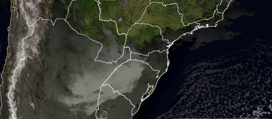 Ir para  <p><big>O avan&ccedil;o de um ar quente pelo Norte da Argentina, que encontra a massa de ar frio sobre o RS provoca chuvas nesta quinta-feira. A instabilidade deve atingir todo o...