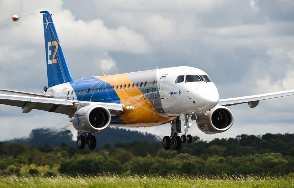 Ir para Embraer tem prejuízo de R$ 1,68 bilhão no 2º trimestre.