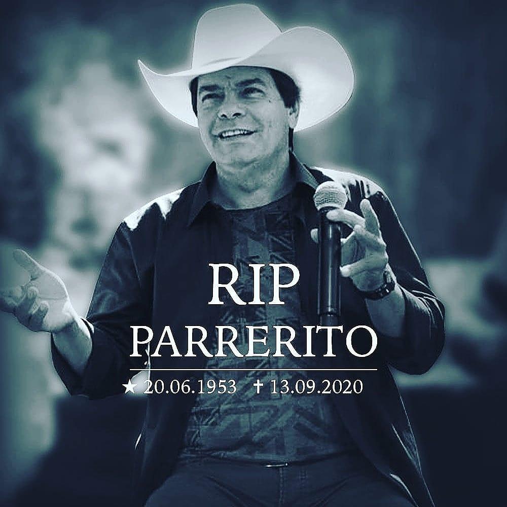 Ir para  <p><big>Parrerito cantor do Trio Parada Dura, morreu aos 67 anos na noite deste domingo (13), ap&oacute;s complica&ccedil;&otilde;es causadas pela covid-19. Parrerito era diab&eacute;tico e teve...